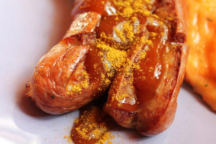 Currywurst Edeka Kempken
