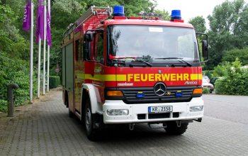 Freiwillige Feuerwehr Krefeld Traar