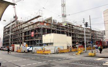 neuer Edeka Kempken Markt erscheint im Forum Krefeld