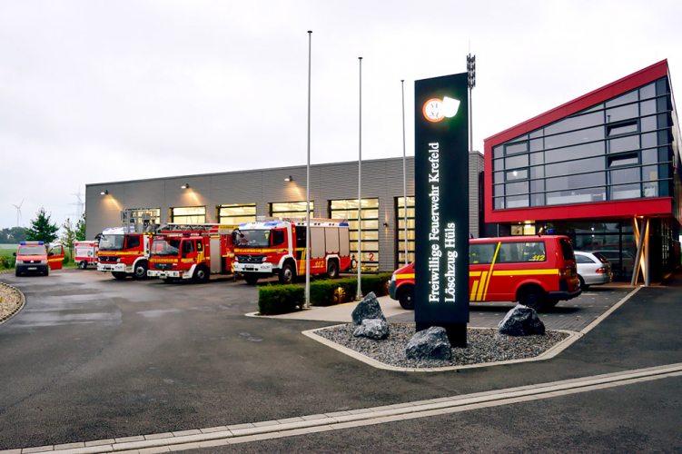 freiwillige Feuerwehr Hüls, Edeka Kempken