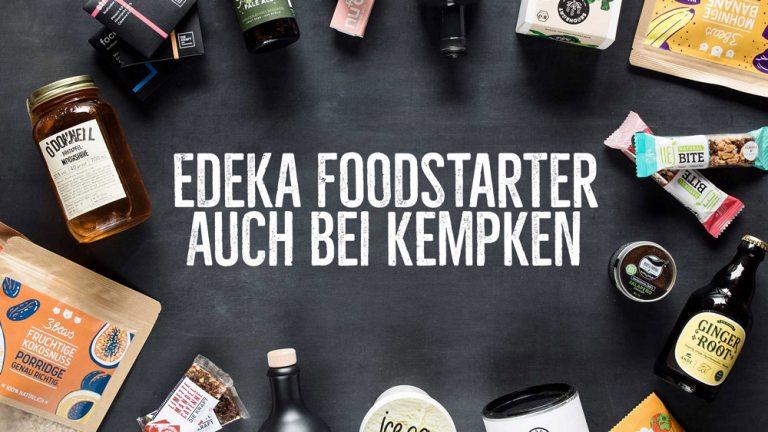 Foodstarter Regal Edeka Kempken