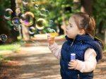 Für unsere Kleinen Seifenblasen Edeka Kempken
