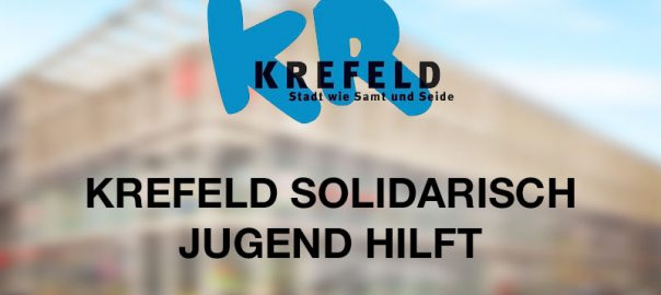 Krefeld solidarisch - Jugend hilft