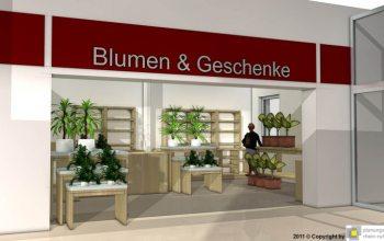 15 Und einem Blumen- und Geschenkeshop (Foto: © Plaungsgruppe Rhein-Ruhr))
