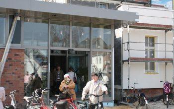 04 Der neue Malleingang (Foto: © EDEKA Kempken)