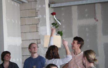 20 Statt zu Zahlen konnten die Besucher freiwillig für einen guten Zweck spenden (Foto: © EDEKA Kempken)