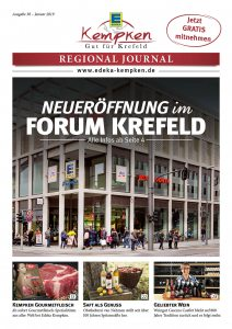 Regional Journal Ausgabe 30 - Januar 2019
