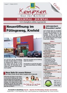 Regional Journal Ausgabe 7