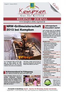 Regional Journal Ausgabe 8