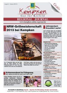 Regional Journal Ausgabe 8
