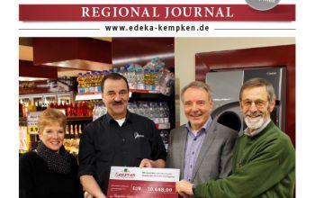 Titelblatt Regional Journal