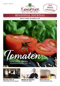 Titelblatt Regional Journal Ausgabe 19