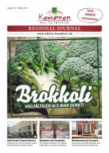 Regional Journal 29 - Oktober 2018