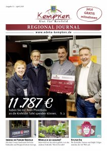 Regional Journal Ausgabe 31 - April 2019