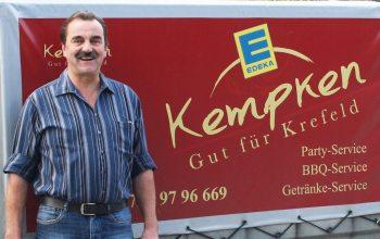 Heiner Kempken - Inhaber der Edeka Kempken Märkte (Foto: © EDEKA Kempken)
