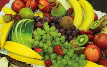 Gesunde Ernährung mit Obst und Gemüse (Foto: ©Lilo Kapp / Pixelio)