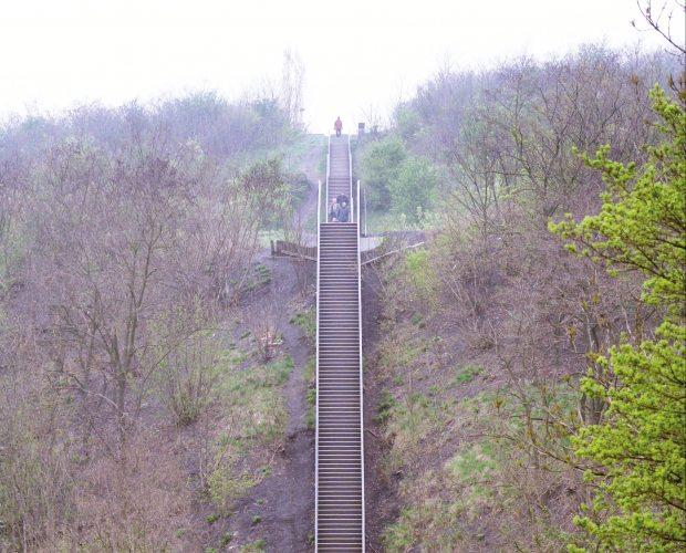 Himmelstreppe in Neukirchen-Vluyn. (Foto: © EDEKA Kempken)
