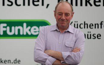 Agrar-Ingenieur Georg Funken (© Bauer Funken)