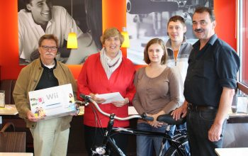 Edeka Kempken Gewinner April 2012. (Foto: © EDEKA Kempken)