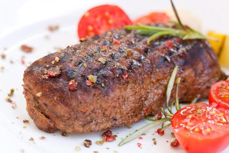 Rezept Steak-Sandwich (Foto: ©Svenja98/Fotolia)