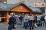 Reger Besuch beim Bratwursthaus in Bochum (Foto: ©Bratwursthaus)