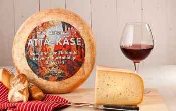 Der Attakäse: Etwas ganz Besonderes in der vielfältigen Käselandschaft (Foto: © Jules Käsekiste)