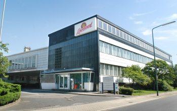 Der Löwensenf-Standort in Düsseldorf (Foto: © Löwensenf GmbH)