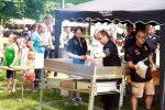 Veranstalter Haape-Grills auf einem seiner vielen Grill-Veranstaltungen (Foto: © Haape-Grills)