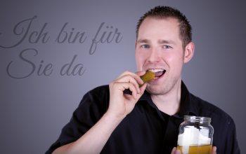 """""""Ich bin für Sie da"""" - Michael Lüngen"""