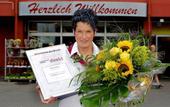 """""""Umsichtig und kompetent"""", Wera Kempken, Mitarbeiterin des Monats in der LZ Direkt (Foto: © LZ Direkt)"""
