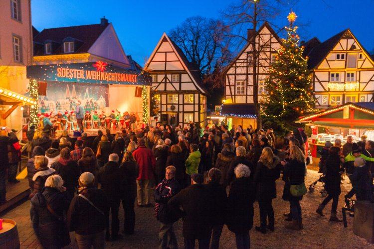 Soest Weihnachtsmarkt.Tour Zum Soester Weihnachtsmarkt Edeka Kempken Gut Fur