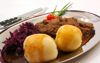 Sauerbraten (Foto: ©Pictures4you/Fotolia)