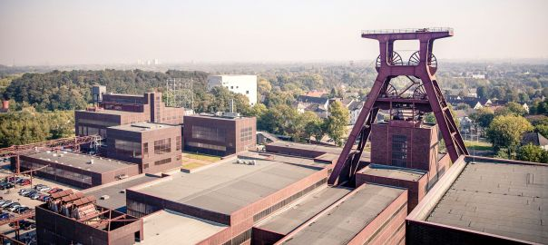Zeche Zollverein in Essen (Foto: © pixabay.de)