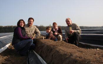 Stargelbauer - Familie Allofs (Foto: © Allofs)