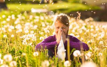 Mit dem Frühling kommen auch die Pollen. Diese sorgen für laufende Nasen und tränende Augen. (Foto: ©Kzenon/Fotolia)