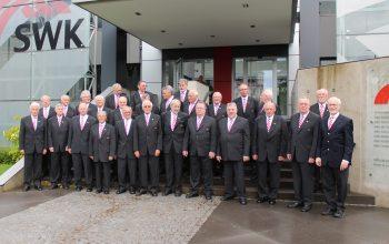 Seit nun fast 90 Jahren begeistert der SWK-Chor mit seinen Konzerten (Foto: © SWK-Chor)