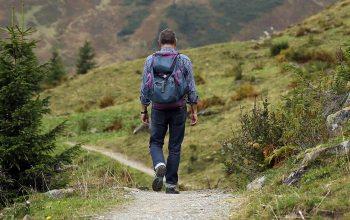 Wandern vermittelt ein unmittelbares Naturerlebnis und stärkt Herz und Kreislauf (Foto: © pixabay.de)
