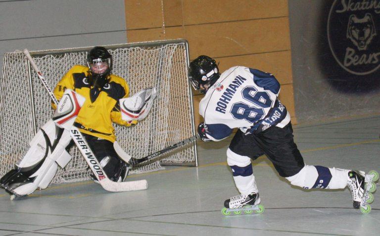 Insbesondere die Schüler- und Juniorenmannschaft verhelfen den Skating Bears zu internationaler Bekanntheit. (Foto: © Skating-Bears)