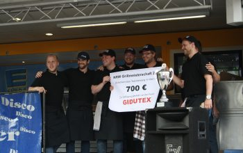 NRW-Grillmeisterschaft-Gewinner 2014 (Foto: © EDEKA Kempken)