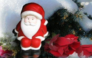 Weihnachtsmannfigur (Foto: © pixabay.de)