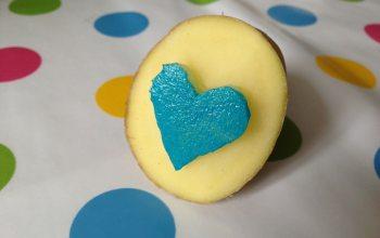 Kartoffelstempel mit Herz (Foto: © pixabay)