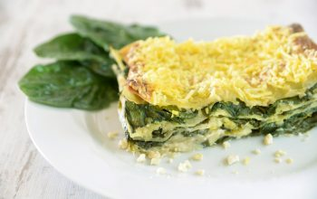 Spinatlasagne (Foto: ©Kitty/Fotolia)