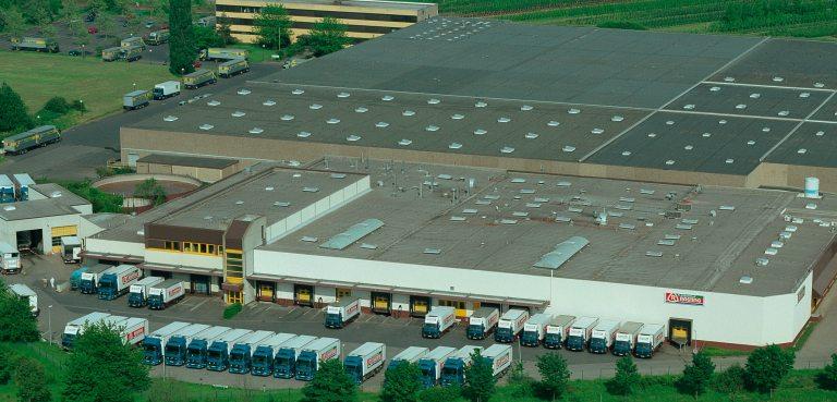 Der Hauptsitz in Meckenheim (Foto: © Rasting)