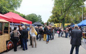 Grillmeisterschaft auf dem Edeka Kempken Parkplatz. (Foto: © EDEKA Kempken)