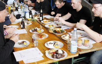 Grillmeisterschaft - Die Jury (Foto: © EDEKA Kempken)
