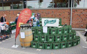 Bier von der Gleumes Brauerei. (Foto: © EDEKA Kempken)