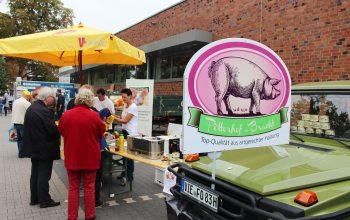 Pötterhof Schweinfleisch vom Grill (Foto: © EDEKA Kempken)