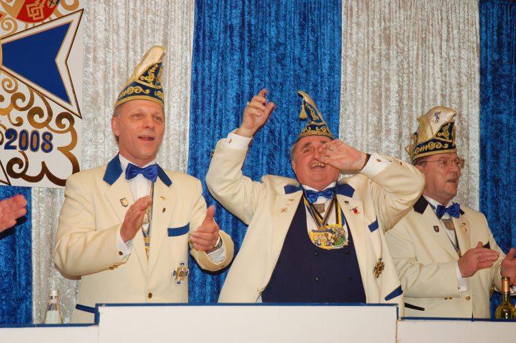 KG Lustige Klosterbrüder 1986 - Prunksitzung 2009 (Foto: © KG Lustige Klosterbrüder)