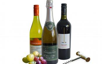 Chardonnay, Grauer Burgunder, Nero d'Avola (Foto Trauben: © pixabay)