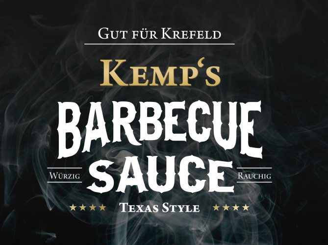 Rauchige BBQ-Sauce ( © EDEKA Kempken)